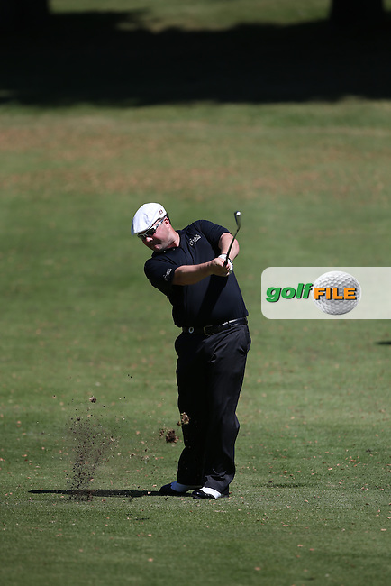 Chris Doak (SCO)plays second shot to the 14th during Round Three of the Africa Open 2015 at the East London Golf Club, East London, Eastern Cape, South Africa. Picture:  David Lloyd / www.golffile.ie. 07/03/2015
