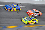 Feb 12, 2009; 2:37:27 PM; Daytona Beach, FL, USA; NASCAR Sprint Cup Series race of the Gatorade Duel at Daytona International Speedway.  Mandatory Credit: (thesportswire.net)