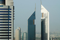 United Arab Emirates, Dubai, Emirates Towers