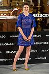"""Argentinian actress Maria Botto  during the presentation of the film """"Resucitado"""" at the church of San Antonio de los Alemanes in Madrid, March 16, 2016. (ALTERPHOTOS/BorjaB.Hojas)"""