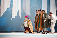 &quot;The Lion, the Witch, and the Wardrobe&quot;: Theatre MSU's stage production for children at McComas Theater.<br />  (photo by Megan Bean / &copy; Mississippi State University)
