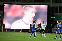Publikumsliebling Miroslav Klose auf der Leinwand