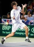 6-4-07, England, Birmingham, Tennis, Daviscup England-Netherlands, Haase