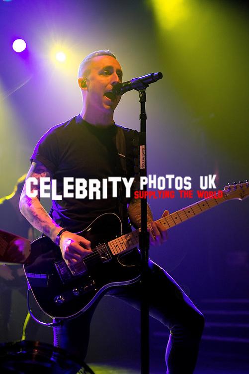 Yellowcard  live at KOKO london 9th  march  2015 photo by Nathan Lucking