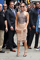 NEW YORK, NY- September 10: Jennifer Lopez at Srahan, Sara & Keke promoting Hustlers on September 10, 2019 in New York City. <br /> CAP/MPI/RW<br /> ©RW/MPI/Capital Pictures