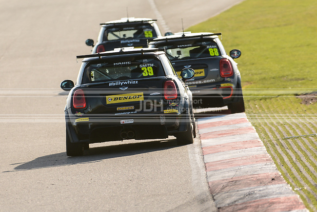 Brett Smith - Eurotech Racing Mini F56 JCW