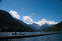 Heading Back to Ross Lake Resort, Ross Lake National Recreation Area, North Cascades National Park, US