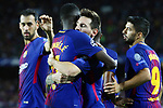 UEFA Champions League 2017/2018 - Matchday 1.<br /> FC Barcelona vs Juventus Football Club: 3-0.