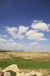 Southern Hebron Mountain, scenery near Susya