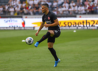 Filip Kostic (Eintracht Frankfurt) - 01.08.2019: Eintracht Frankfurt vs. FC Flora Tallinn, UEFA Europa League, Qualifikation 2. Runde, Commerzbank Arena<br /> DISCLAIMER: DFL regulations prohibit any use of photographs as image sequences and/or quasi-video.