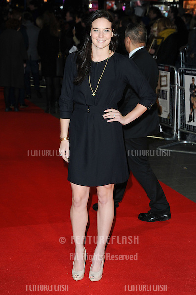 Keri-anne Payne arriving for the World Premiere of Gambit, at the Empire Leicester Square, London. 07/11/2012 Picture by: Steve Vas / Featureflash