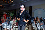 Mary Woulfe (Athea) selected as one of the best dressed ladies at the Daily Diva and Stuart's Select Style Autumn/Winter Fashion Fix show in aid of Recovery Haven Kerry in the Ballygarry House Hotel on Saturday night.