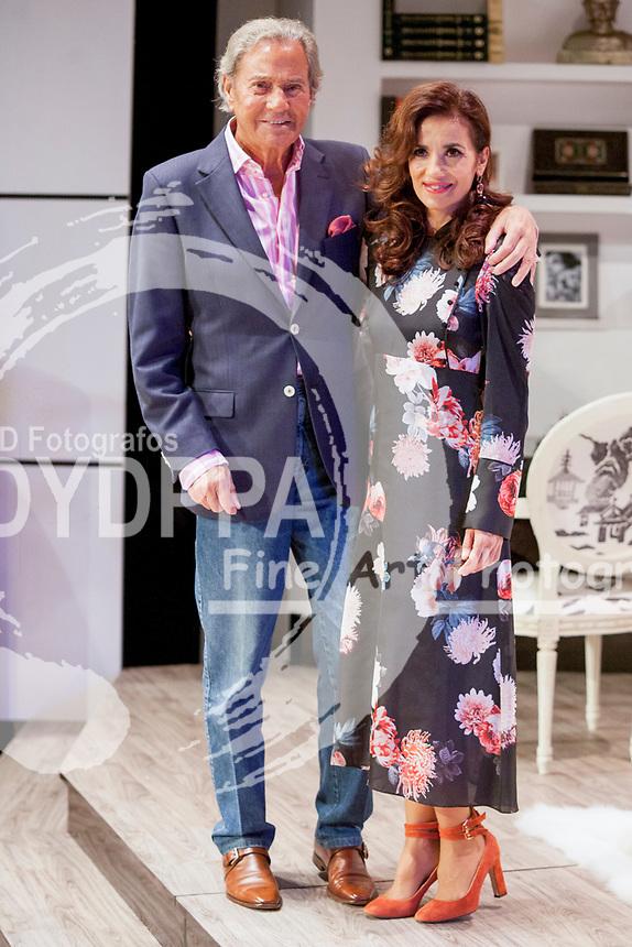 Arturo Fernandez and Carmen del Valle