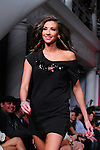 "MIAMI, FL - October 21:  Katrina Campins walking the runway during Andy Hilfiger introduction of rock inspired clothing line called ""Andrew Charles"" during Funksion Fashion Week at The Moore Building on October 21, 2011 in Miami, Florida.  (Photo by Johnny Louis/jlnphotography.com)"