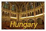 The Hungarian Parliament was built from 1885 to 1902 in Neo-Gothic style