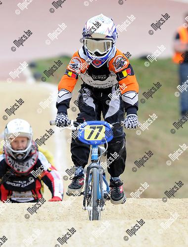 2011-05-29 / BMX / seizoen 2011 / Lennick Van der Smissen - Team Pulderbos..Foto: Mpics