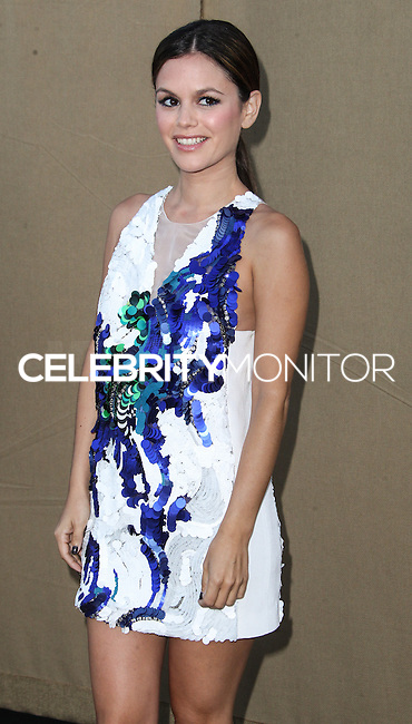 BEVERLY HILLS, CA - JULY 29: Rachel Bilson attends the CBS, Showtime, CW 2013 TCA Summer Stars Party at 9900 Wilshire Blvd on July 29, 2013 in Beverly Hills, California. (Photo by Celebrity Monitor)