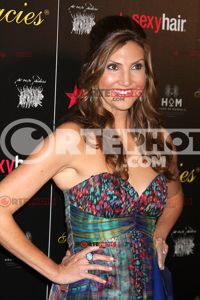 Heather McDonald at the Alliance for Women in Media Foundation's 37th Annual Gracie National Awards at The Beverly Hilton Hotel on May 22, 2012 in Beverly Hills, California. © mpi28/MediaPunch Inc.