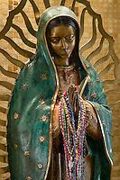 Our Lady of Guadalupe shrine, National Shrine of Divine Mercy, Stockbridge, Massachusetts, USA