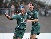110828 Chatham Cup Soccer Final - Wairarapa United v Napier Rovers