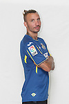 Alexis Ruano poses during official La Liga 2015-16 photo session in Madrid, Spain. July 24, 2015. (ALTERPHOTOS/Victor Blanco)