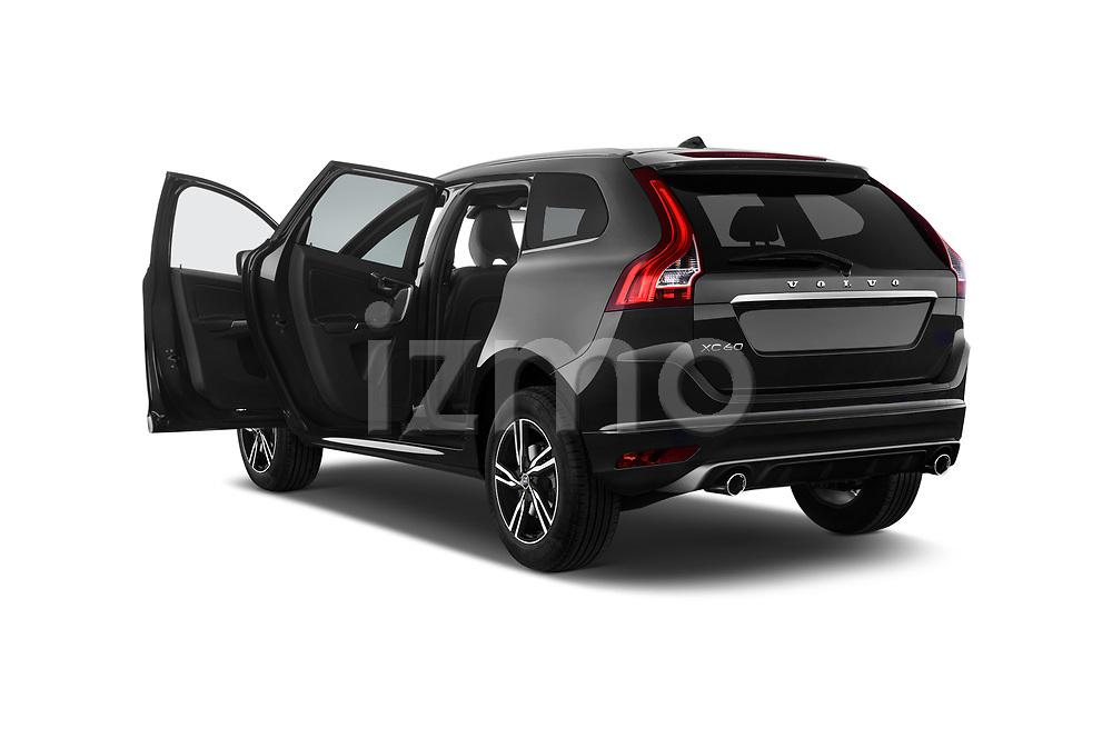 Car images of 2017 Volvo XC60 R-Design 5 Door SUV Doors