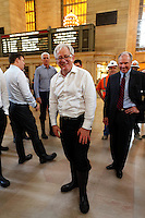 Visit to New York City by Minister for Trade and Investment, The Hon. Andrew Robb accompanied by a business delegation. Tuesday, June 10, 2014. photo by Trevor Collens