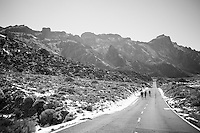 The joy of riding in the mountains<br /> <br /> Tiede Vulcano National Park,<br /> Tenerife 2016
