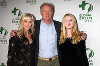 Rachelle Carson, Ed Begley Jr., Hayden Carson Begley<br /> at the Global Green USA Pre-Oscar Event, Avalon, Hollywood, CA 02-26-14<br /> David Edwards/DailyCeleb.Com 818-249-4998