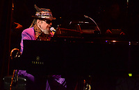 ***FILE PHOTO*** Dr. John Has Passed Away at the age of 77.<br /> HARLEM, NY - OCTOBER 27: Dr. John attends The Jazz Foundation of America Presents the 15th Annual 'A Great Night in Harlem' Gala Concert to Benefit Their Jazz Musicians Emergency Fund Saving Jazz, Blues and R & B....One Musician at a Time - Red Carpet at The Apollo Theater on October 27, 2016 in New York City. <br /> CAP/MPI<br /> ©MPI/Capital Pictures