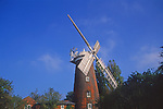 AYBRA0 Buttrams mill windmill Woodbridge Suffolk England