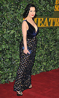 Dita Von Teese at the London Evening Standard Theatre Awards 2016, The Old Vic, The Cut, London, England, UK, on Sunday 13 November 2016. <br /> CAP/CAN<br /> &copy;CAN/Capital Pictures /MediaPunch ***NORTH AND SOUTH AMERICAS ONLY***