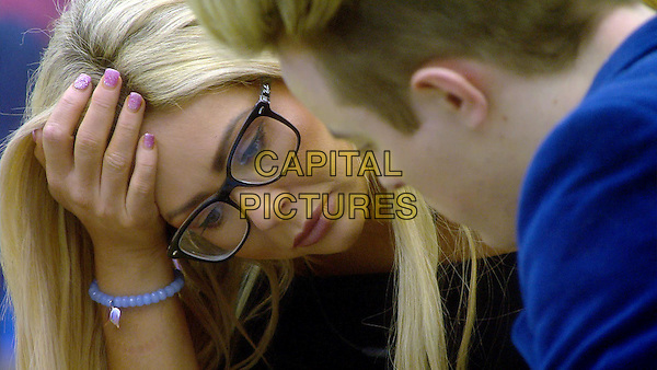 Celebrity Big Brother 2017<br /> Nicola McLean, Jedward<br /> *Editorial Use Only*<br /> CAP/KFS<br /> Image supplied by Capital Pictures