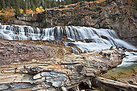Granite Falls, Granite Creek, Bondurant Wyoming