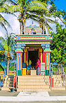 The Hindu Temple, Sri Siva Subramaniya in Nadi, Fiji Islands