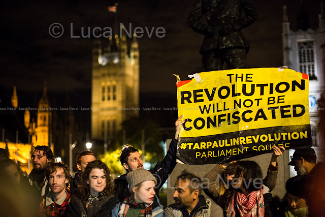 Day X - 26.10.2014 - Farewell To Parliament Square...<br />
