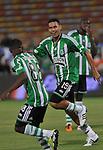 con goles de Pabon, Palomino y Valencia, Atl. Nacional goleó 3-0 a Cúcuta y se acercó a Caldas, el líder, en la liga postobon torneo de apertura