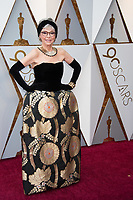 Rita Moreno arrives on the red carpet of The 90th Oscars&reg; at the Dolby&reg; Theatre in Hollywood, CA on Sunday, March 4, 2018.<br /> *Editorial Use Only*<br /> CAP/PLF/AMPAS<br /> Supplied by Capital Pictures