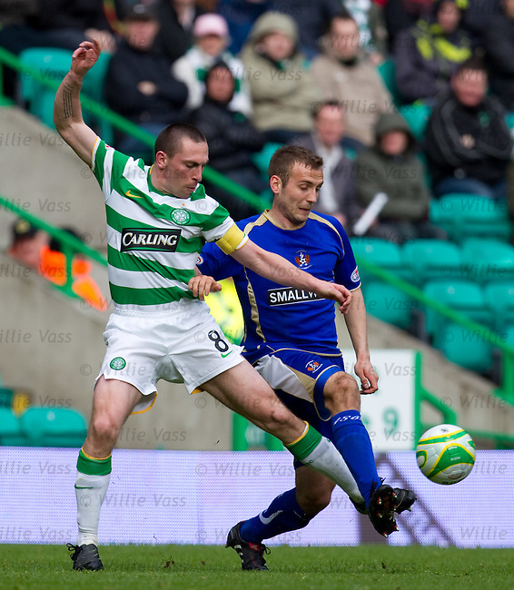 Scott Brown and Liam Kelly