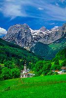 Ramsau, Bavaria, Germany