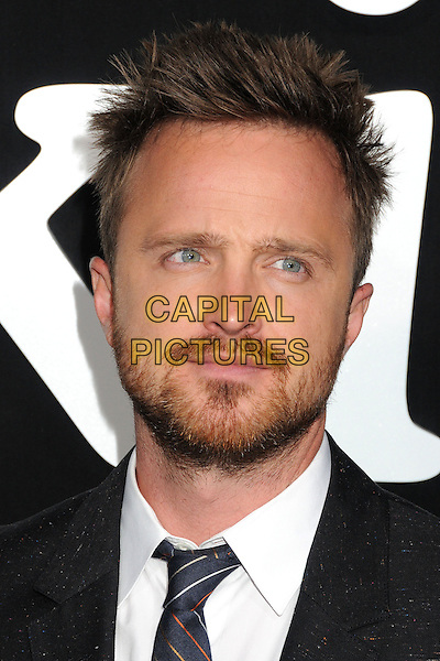 Aaron Paul<br /> &quot;Breaking Bad&quot; Final Episodes Los Angeles Premiere Screening held at Sony Pictures Studios, Culver City, California, USA, 24th July 2013.<br /> portrait headshot beard facial hair <br /> CAP/ADM/BP<br /> &copy;Byron Purvis/AdMedia/Capital Pictures