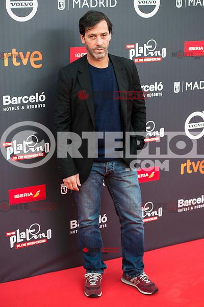 "Juan Pablo Shuk attends to the presentation of the ""Premios Platino"" at Palacio de Cristal in Madrid. April 07, 2017. (ALTERPHOTOS/Borja B.Hojas) (NortePhoto.com)"