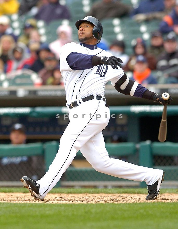 GARY SHEFFIELD, of the Detroit Tigers during their game against the Toronto Blue Jays, on April 4, 2007 in Detroit, Michigan...Tigers win 10-9....DAVID DUROCHIK / SPORTPICS