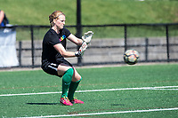 Boston, MA - Saturday June 24, 2017: Elizabeth Stout during a regular season National Women's Soccer League (NWSL) match between the Boston Breakers and the North Carolina Courage at Jordan Field.
