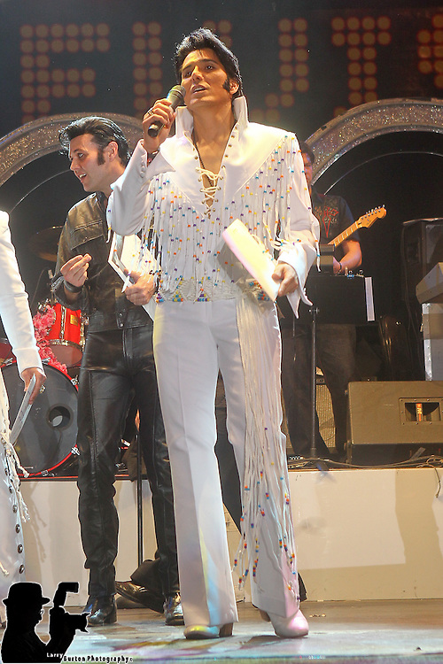 On Saturday, May 7 (Name from City/State) was named the Ultimate Elvis Tribute Artist at Fremont Street Experience in Las Vegas and now qualifies to compete in the 2011 Ultimate Elvis Tribute artist Contest in Memphis, Tenn., during Elvis Week held Aug. 10-16..