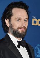 HOLLYWOOD, CA - FEBRUARY 02: Matthew Rhys attends the 71st Annual Directors Guild Of America Awards at The Ray Dolby Ballroom at Hollywood &amp; Highland Center on February 02, 2019 in Hollywood, California.<br /> CAP/ROT/TM<br /> &copy;TM/ROT/Capital Pictures