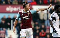 Pictured: Mark Noble of West Ham. 01 February 2014<br />