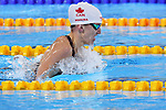Angela Marina competes in the para swimming at the 2019 ParaPan American Games in Lima, Peru-30aug2019-Photo Scott Grant
