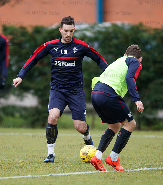Lee Wallace and Lee Hodson