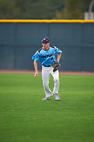 Nicholas Williby (15) of Westwood High School in Round Rock, Texas during the Under Armour All-American Pre-Season Tournament presented by Baseball Factory on January 14, 2017 at Sloan Park in Mesa, Arizona.  (Mike Janes/MJP/Four Seam Images)